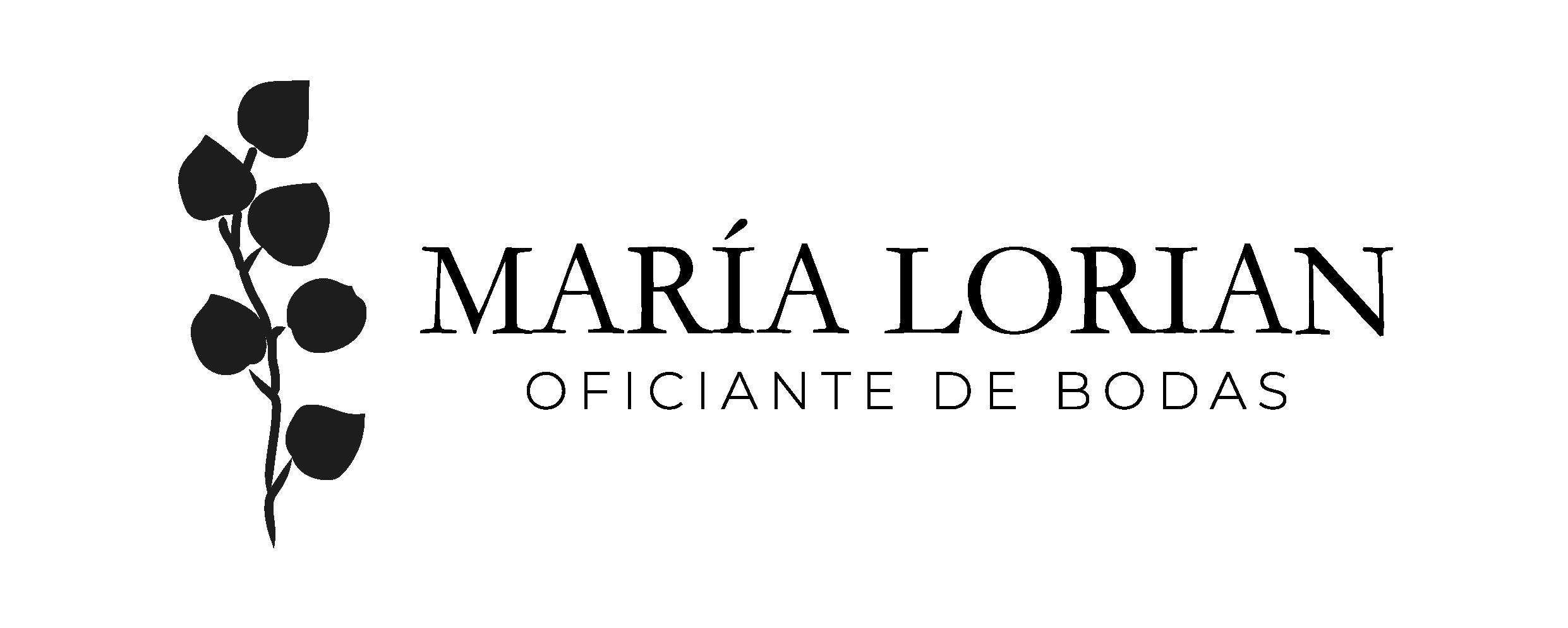 María Lorian | Oficiante de bodas